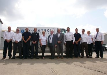 Rayleigh Company Welcomes Local MP