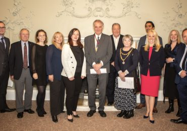 Colchester business celebrates success with the Mayor & Mayoress