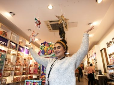 Schools reach for the stars to decorate Colchester this festive season