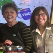 Fundraising Macmillan Cancer Support coffee morning