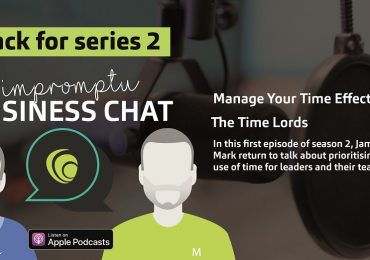 Impromptu Business Chat returns for series 2